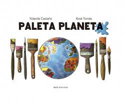 Paleta planeta