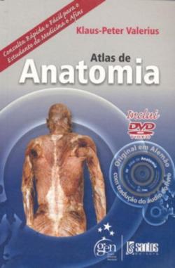 Atlas de Anatomia - C/DVD - 1ª/2009