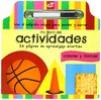 MI LIBRO DE ACTIVIDADES.COLORES Y FORMAS