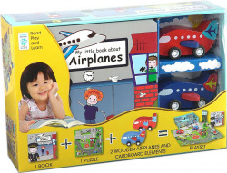 MY LITTLE BOOK ABOUT AIRPLANES