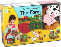 My little book about the farm