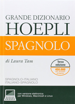 Grande Dizionario Hoepli Spagnolo