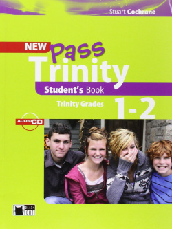 New pass trinity student´s book