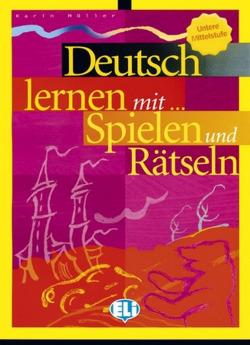 Deutsch lernen mit spielen und ratseln 2