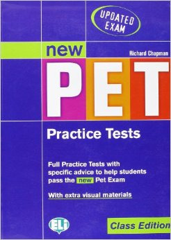 NEW PET (WITHOUT KEY)/ BOOK+2 AUDIO CD