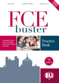 FCE BUSTER PRACTICE BOOK WITH KEY + AUDIO CD
