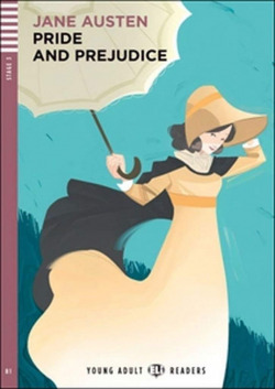 PRIDE AND PREJUDICE.(+CD).(STG.3 B1).(YOUNG ADULT READERS)