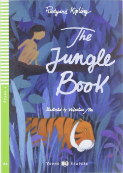 The jungle book +cd a2 stage 4 young readers