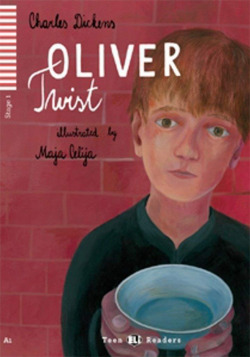 OLIVER TWIST. (+CD) (STG.1 A1)