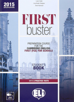 First buster student +practices tests +cd