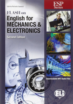 FLASH ON ENGLISH FOR MECHANICS, ELECTRONICS.(ESP SERIES)