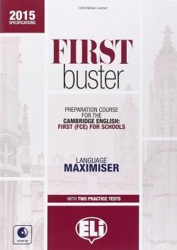 (15).FIRST BURSTER LANGUAGE MAXIMISER +PRACTICE TESTS
