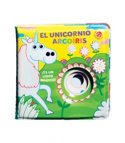 El unicornio arcoíris