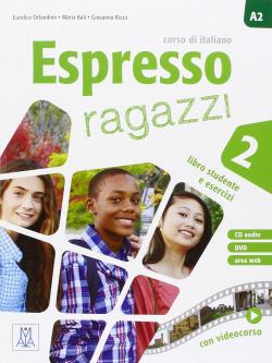 Espresso Ragazzi 2 (AL + CD AUDIO + DVD)