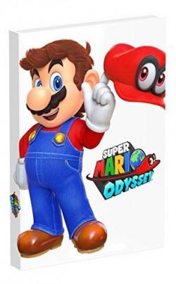 Guia Mario Odyssey Coleccionista