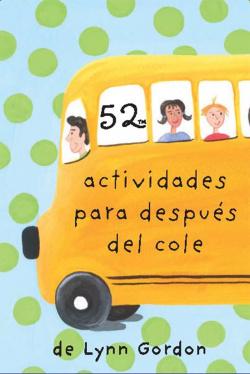 BARAJA 52 ACTIVIDADES PARA DESPUéS DEL COLE
