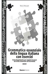 GRAMMATICA ESSENZIALE (SOLUCIONARIO)/ITALIANO