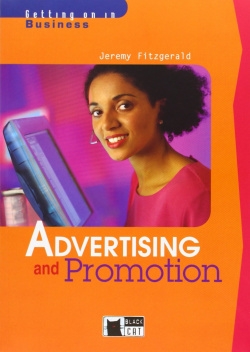 Advertising and promotion. Book + CD