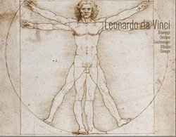 Da Vinci drawings: láminas murales