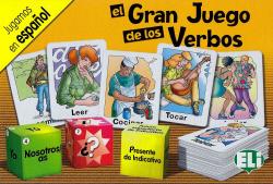 (español).gran juego de los verbos