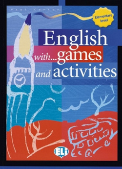 English with games and activities elementary level