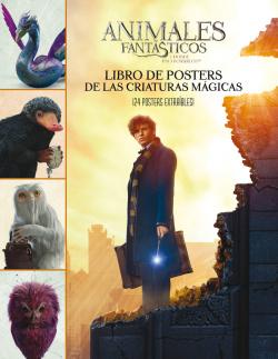 LIBRO DE POSTERS DE LAS CRIATURAS FANTÁSTICAS