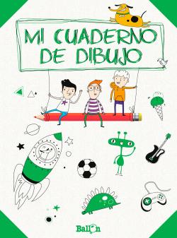 Mi cuaderno de dibujo verde