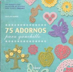 75 ADORNOS PARA GANCHILLO