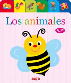 LOS ANIMALES (12-36 MESES)