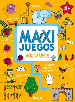 MAXI JUEGOS EDUCATIVOS +2