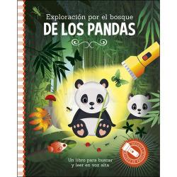 EXPLORACION POR EL BOSQUE PANDAS