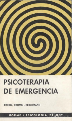 Psicoterapia de emergencia