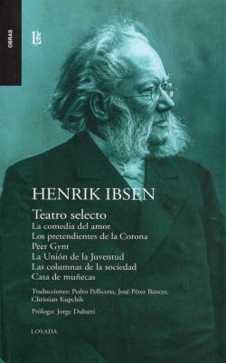 TEATRO SELECTO. HENRIK IBSEN. TOMO II