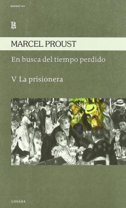 En busca del tiempo perdido V: la prisionera