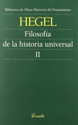 FILOSOFíA DE LA HªUNIVERSAL II