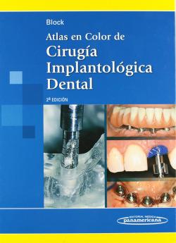 Atlas en Color de Cirugía Implantológica Dental.