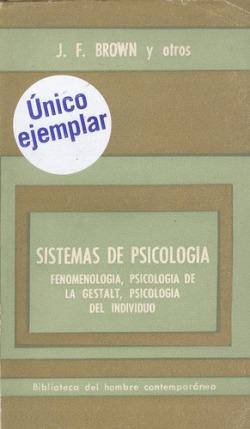 Sistemas de psicología