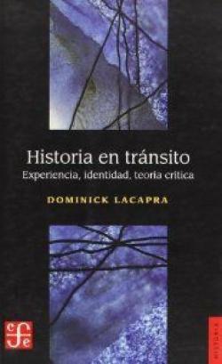 Historia en tránsito : Experiencia, identidad, teoría crítica
