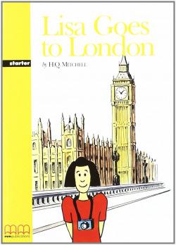 LISA GOES TO LONDON (STARTER).(LIBRO+ACTIVIDADES+CD)
