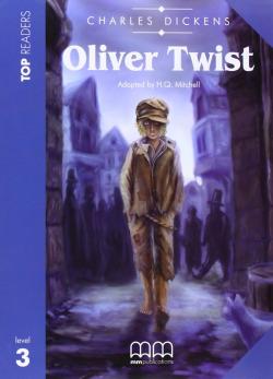 (3).OLIVER TWIST.(TOP READERS).(+CD)