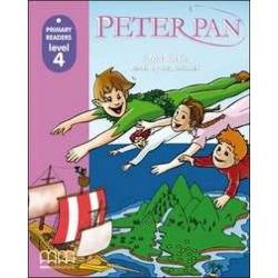 (4).PETER PAN.PRIMARY READERS