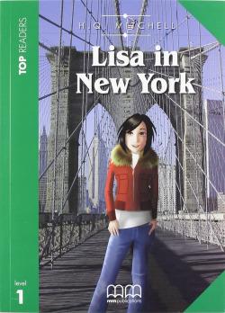 1.LISA IN NEW YORK (+CD) (TOP READERS)