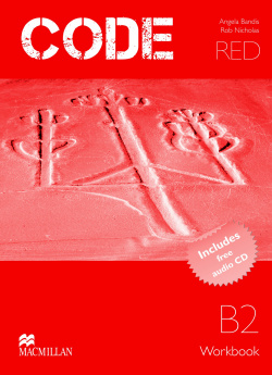 CODE RED B2 Wb CD Pk