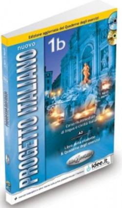 NUEVO PROGETTO ITALIANO 1B.(LIBRO+CD+DVD)