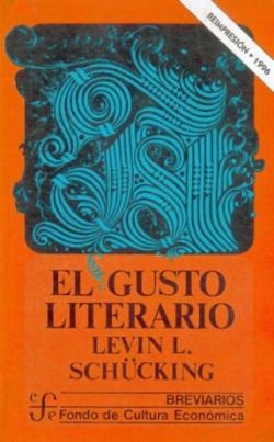 El gusto literario