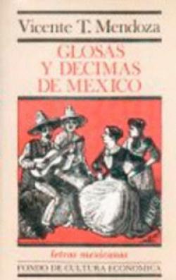 Glosas y décimas de México
