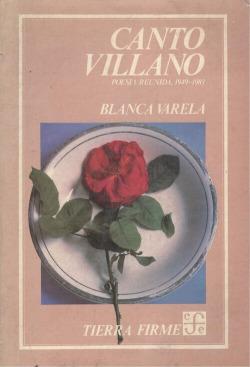 Canto villano : poesía reunida, 1949-1983