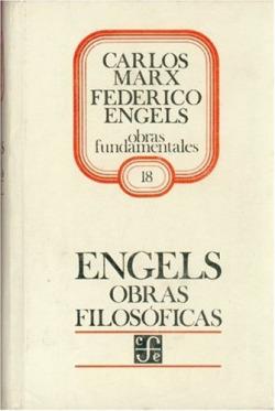 Obras filosóficas : La subversión de la ciencia por el señor Eugen Dühring : Dialéctica de la natura