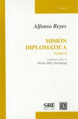 Misión diplomática