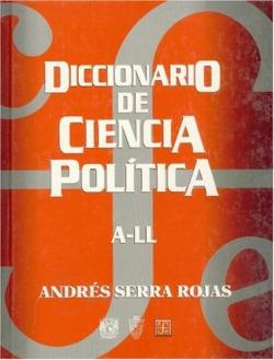 Diccionario de ciencia política, A-LL